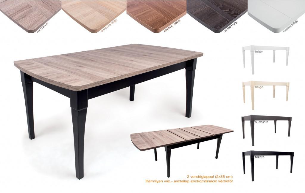 Ciprus asztal és Alan szék 108.400 Ft