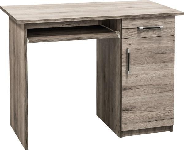 Messina 100x50-es számítógép asztal ME21 (BT)
