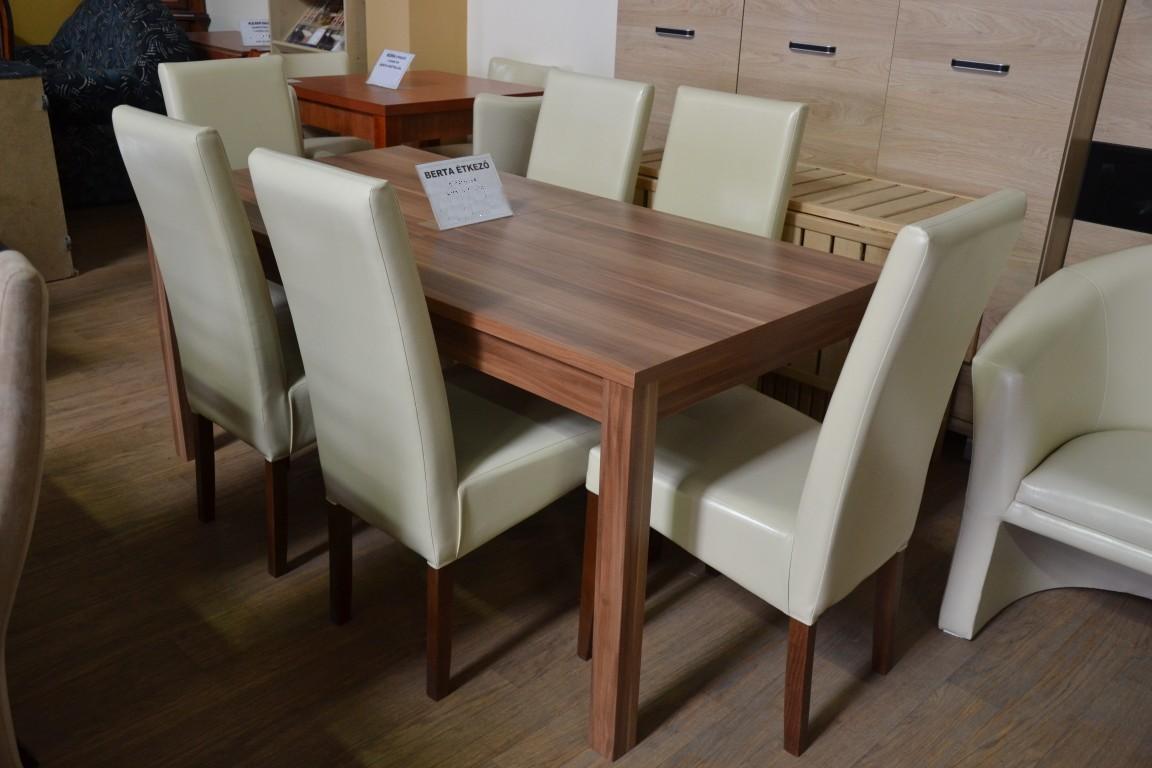 Berta 6 személyes étkezőgarnitúra 84900 Ft, országos kiszállítás ...